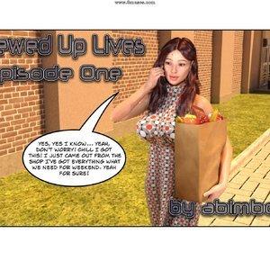 Screwed Up Lives – Issue 1 Abimboleb Comics