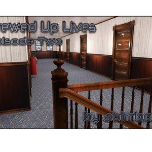 Screwed Up Lives – Issue 2 Abimboleb Comics
