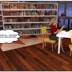 The Library Abimboleb Comics