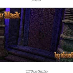 The Mask (Abimboleb Comics) thumbnail