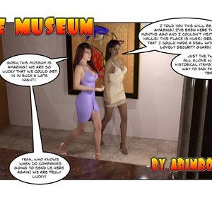 Abimboleb Comics The Museum gallery image-001