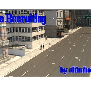 The Recruiting Abimboleb Comics