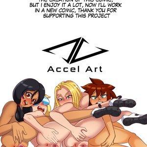 Accel Art Comics World Cup Girls gallery image-023