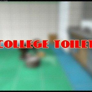 College Toilet (Adult Empire Comics) thumbnail