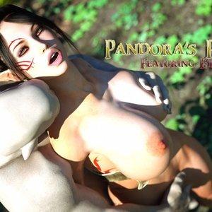 Pandoras Pleasure Affect3D Comics