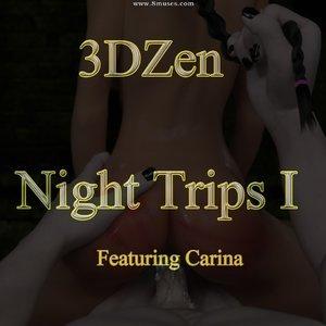 Carinas Night Trips Affect3D Comics