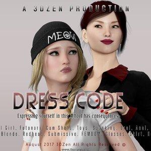 Dress Code Affect3D Comics