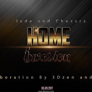 Home Invasion Affect3D Comics