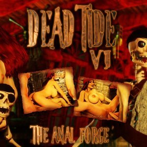 Dead Tide – Issue 6 – The Anal Forge Affect3D Comics