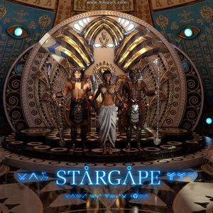 Stargape Affect3D Comics