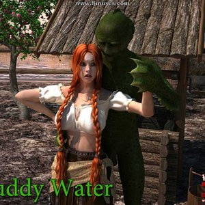 Muddy Water Affect3D Comics