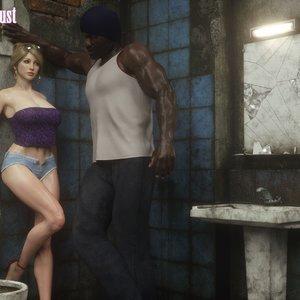 The Uncontrolled Lust Affect3D Comics