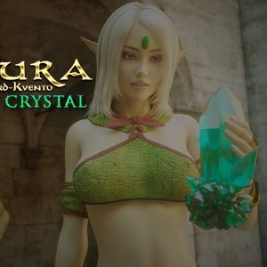 Affect3D Comics Naura Magic Crystal gallery image-001