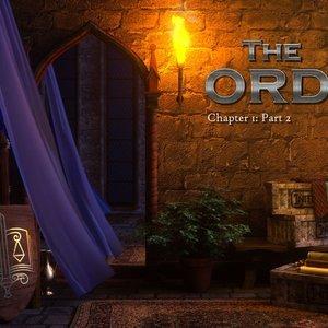 The Order 1 – Part 2 Affect3D Comics