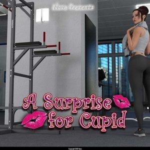 A Surprise For Cupid Affect3D Comics