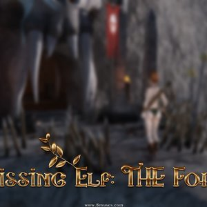 Affect3D Comics Missing Elf - The Forge gallery image-001