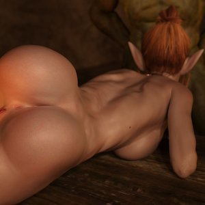 Affect3D Comics Missing Elf - The Forge gallery image-037