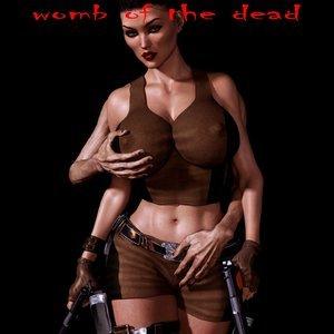 Cara Lox Womb of the Dead Affect3D Comics