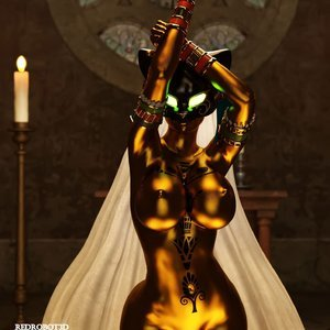 Dark Ritual Affect3D Comics