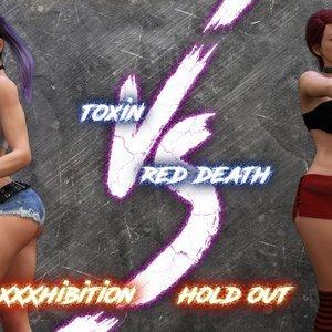 The F.U.T.A – Toxin vs Red Death (Affect3D Comics) thumbnail