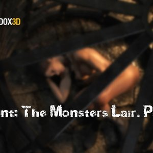 Iris – The  Monsters Lair Part 2 Affect3D Comics