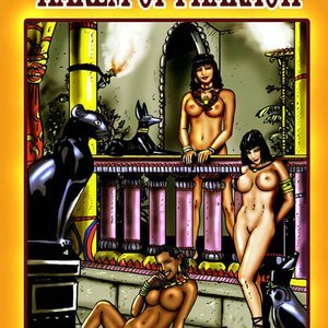 Harem Of Pharaoh AllPornComics Comics