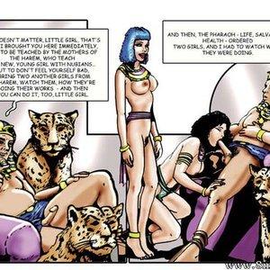 AllPornComics Comics Harem Of Pharaoh gallery image-007