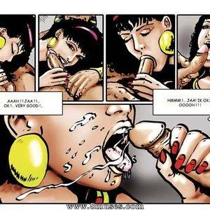 AllPornComics Comics Harem Of Pharaoh gallery image-011