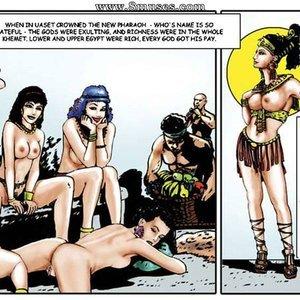 AllPornComics Comics Harem Of Pharaoh gallery image-013