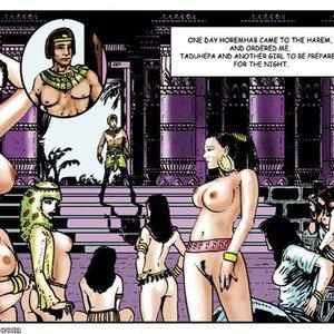 AllPornComics Comics Harem Of Pharaoh gallery image-020