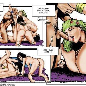 AllPornComics Comics Harem Of Pharaoh gallery image-023
