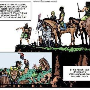 AllPornComics Comics Harem Of Pharaoh gallery image-025