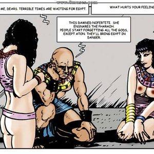 AllPornComics Comics Harem Of Pharaoh gallery image-026
