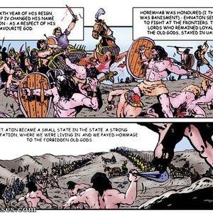 AllPornComics Comics Harem Of Pharaoh gallery image-031