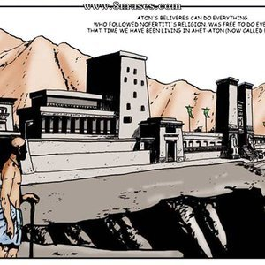 AllPornComics Comics Harem Of Pharaoh gallery image-032