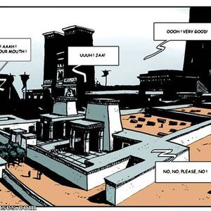 AllPornComics Comics Harem Of Pharaoh gallery image-037