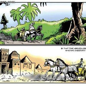 AllPornComics Comics Harem Of Pharaoh gallery image-038