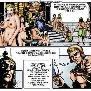 AllPornComics Comics Harem Of Pharaoh gallery image-039