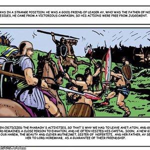 AllPornComics Comics Harem Of Pharaoh gallery image-041