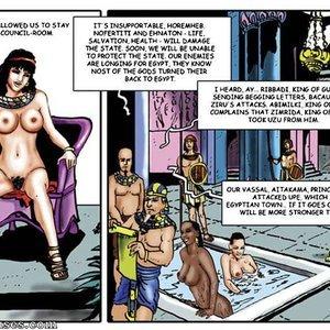 AllPornComics Comics Harem Of Pharaoh gallery image-049