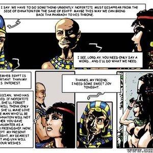 AllPornComics Comics Harem Of Pharaoh gallery image-050