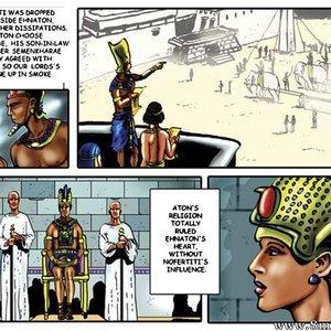 AllPornComics Comics Harem Of Pharaoh gallery image-055