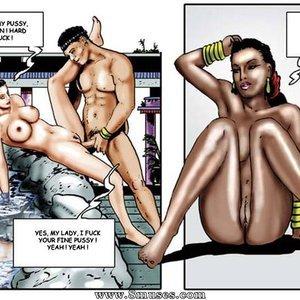 AllPornComics Comics Harem Of Pharaoh gallery image-058