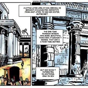 AllPornComics Comics Harem Of Pharaoh gallery image-061
