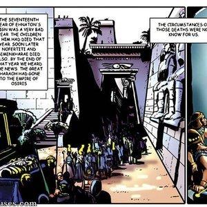 AllPornComics Comics Harem Of Pharaoh gallery image-073