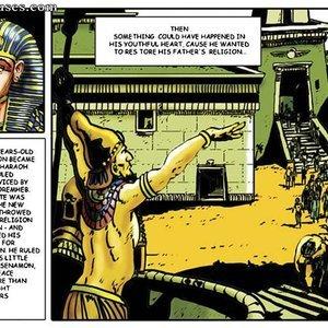 AllPornComics Comics Harem Of Pharaoh gallery image-075