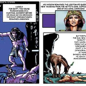 AllPornComics Comics Harem Of Pharaoh gallery image-076