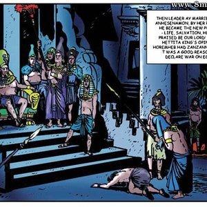 AllPornComics Comics Harem Of Pharaoh gallery image-077