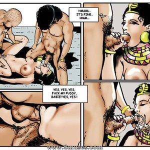 AllPornComics Comics Harem Of Pharaoh gallery image-086