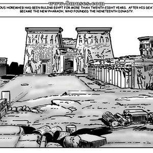AllPornComics Comics Harem Of Pharaoh gallery image-090